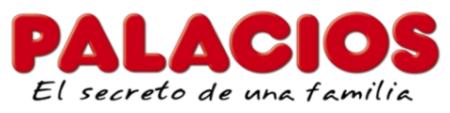 Logotipo de Palacios Alimentación