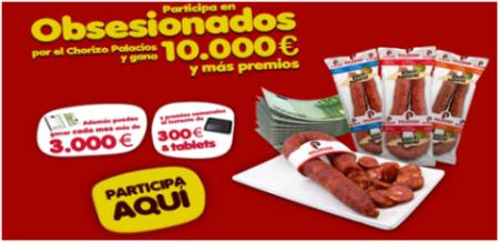 Promoción de Chorizo Palacios