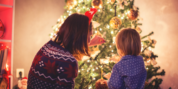 Cómo cuidar el árbol de Navidad